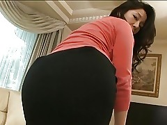big butt asian porn - hot asian ass